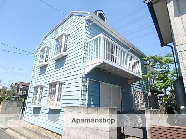 埼玉県上尾市、上尾駅徒歩24分の築28年 2階建の賃貸アパート