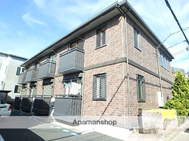 埼玉県上尾市、上尾駅徒歩10分の築9年 2階建の賃貸アパート