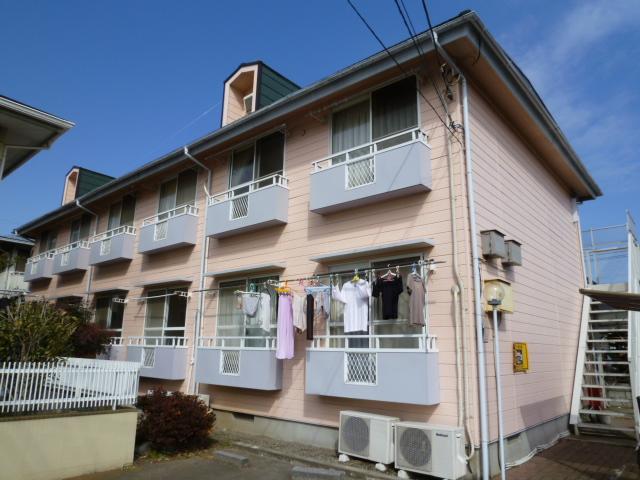 埼玉県上尾市、北上尾駅徒歩18分の築29年 2階建の賃貸アパート