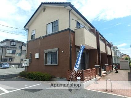 埼玉県さいたま市北区、宮原駅徒歩21分の築10年 2階建の賃貸テラスハウス