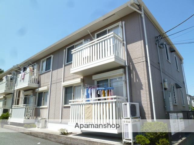 埼玉県上尾市、北上尾駅徒歩26分の築12年 2階建の賃貸アパート