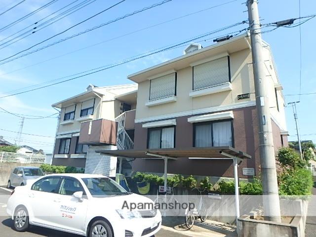 埼玉県上尾市、上尾駅徒歩25分の築23年 2階建の賃貸アパート