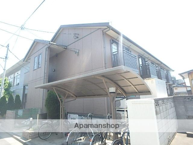 埼玉県さいたま市北区、宮原駅徒歩8分の築6年 2階建の賃貸アパート
