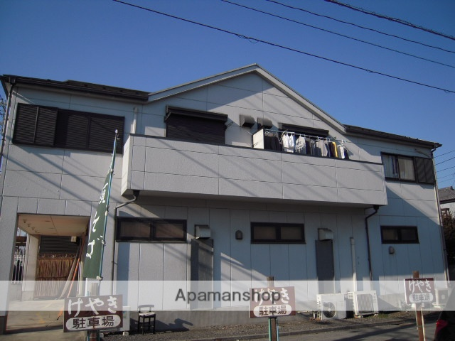 埼玉県北本市、北本駅徒歩18分の築22年 2階建の賃貸アパート