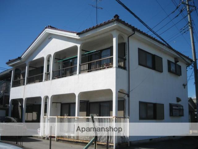 埼玉県上尾市、上尾駅徒歩25分の築29年 2階建の賃貸アパート