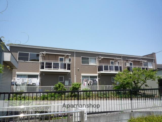 埼玉県上尾市、沼南駅徒歩5分の築8年 2階建の賃貸アパート