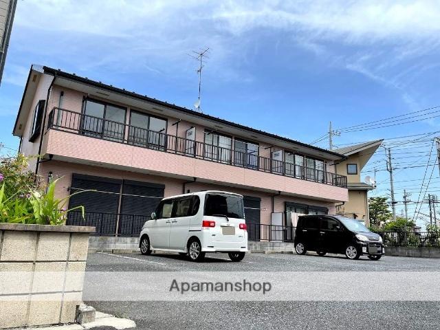 埼玉県桶川市、北上尾駅徒歩5分の築19年 2階建の賃貸アパート