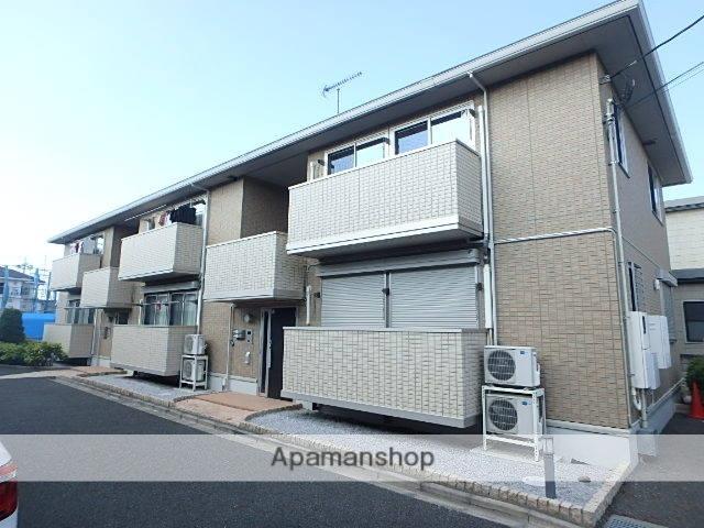 埼玉県北本市、北本駅徒歩15分の築5年 2階建の賃貸アパート