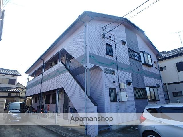 埼玉県上尾市、上尾駅徒歩19分の築18年 2階建の賃貸アパート