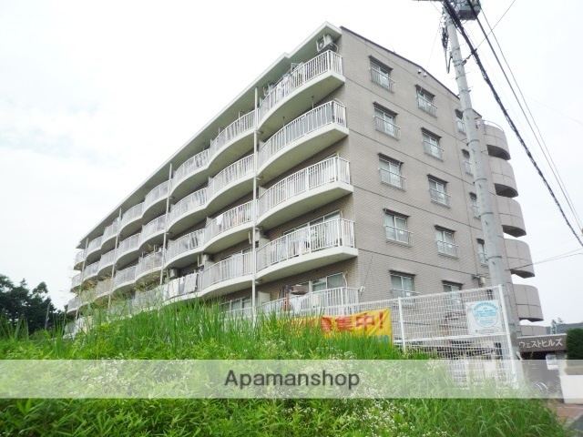 埼玉県上尾市、上尾駅徒歩8分の築23年 6階建の賃貸マンション