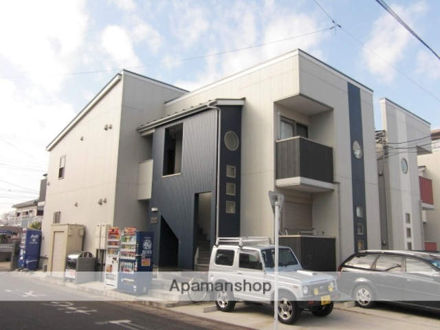 埼玉県桶川市、北上尾駅徒歩8分の築10年 2階建の賃貸アパート