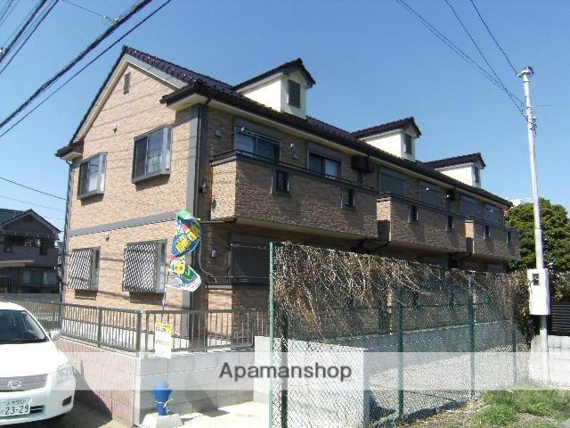 埼玉県北本市、北本駅徒歩19分の築8年 2階建の賃貸アパート