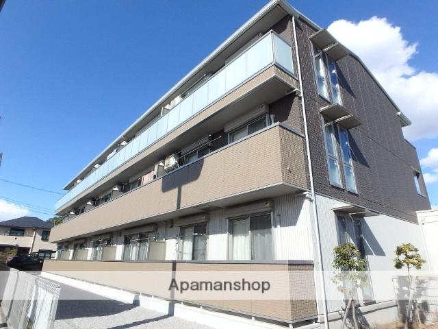 埼玉県上尾市、北上尾駅徒歩20分の築2年 3階建の賃貸アパート