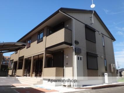 埼玉県さいたま市北区、宮原駅徒歩35分の築1年 2階建の賃貸アパート