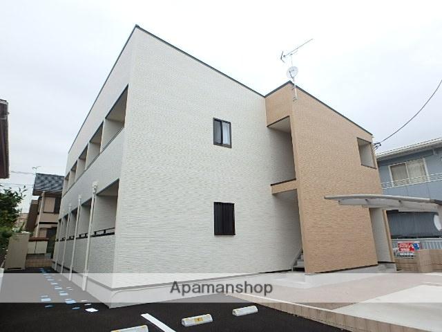 埼玉県上尾市、東大宮駅徒歩20分の築2年 2階建の賃貸アパート