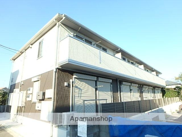 埼玉県北足立郡伊奈町、丸山駅徒歩26分の築1年 2階建の賃貸アパート