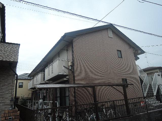 埼玉県上尾市、上尾駅徒歩44分の築27年 2階建の賃貸アパート