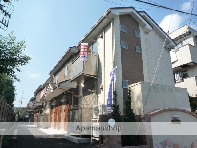 埼玉県さいたま市北区、日進駅徒歩18分の築7年 2階建の賃貸アパート