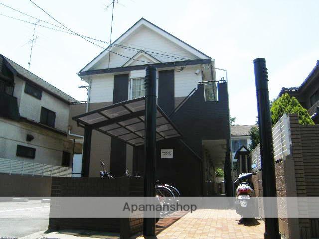 埼玉県上尾市、北上尾駅徒歩13分の築28年 2階建の賃貸アパート