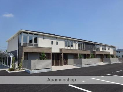 埼玉県桶川市、桶川駅徒歩27分の新築 2階建の賃貸アパート