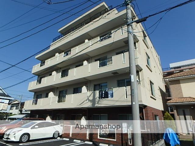 埼玉県上尾市、上尾駅徒歩10分の新築 5階建の賃貸マンション