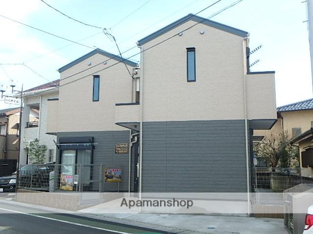 埼玉県上尾市、上尾駅徒歩12分の新築 2階建の賃貸アパート