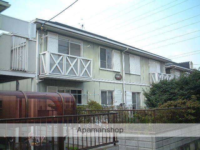 埼玉県上尾市、北上尾駅徒歩9分の築24年 2階建の賃貸アパート