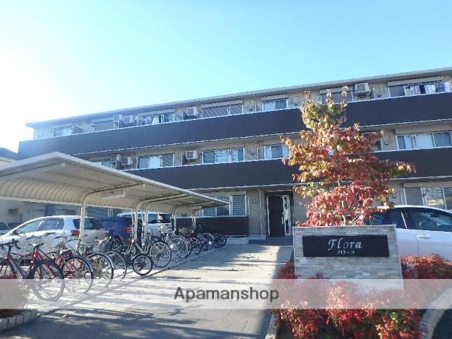 埼玉県上尾市、上尾駅徒歩14分の新築 3階建の賃貸アパート