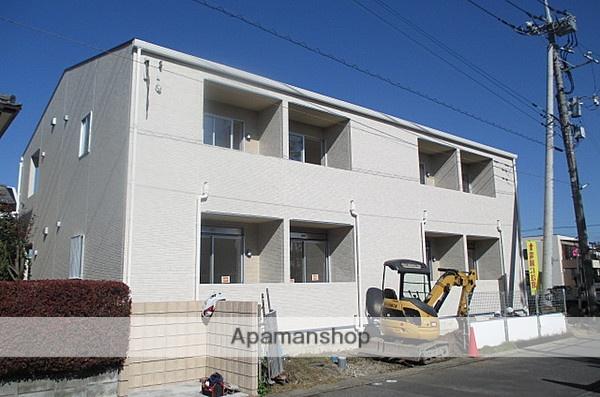 埼玉県上尾市、上尾駅徒歩14分の新築 2階建の賃貸アパート