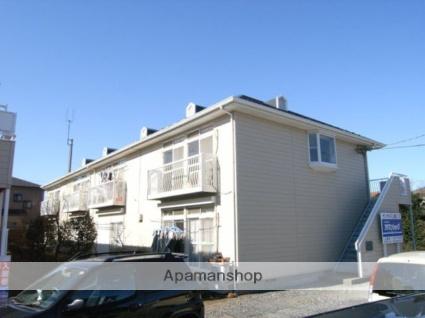 埼玉県上尾市、北上尾駅徒歩12分の築28年 2階建の賃貸アパート