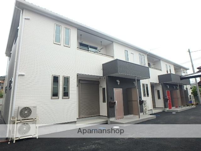 埼玉県上尾市、北上尾駅徒歩29分の新築 2階建の賃貸アパート
