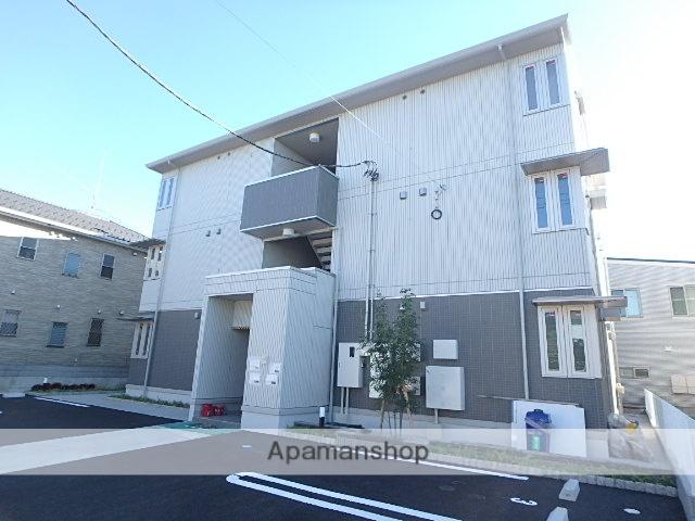 埼玉県上尾市、上尾駅徒歩30分の新築 3階建の賃貸アパート