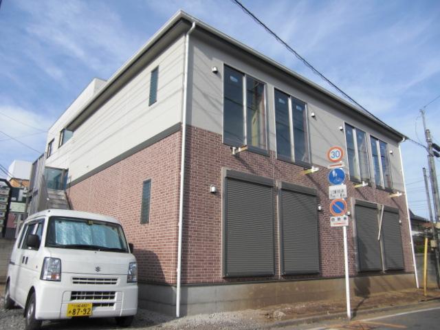埼玉県上尾市、上尾駅徒歩10分の築6年 2階建の賃貸アパート