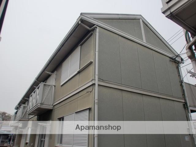 埼玉県上尾市、沼南駅徒歩2分の築27年 2階建の賃貸アパート