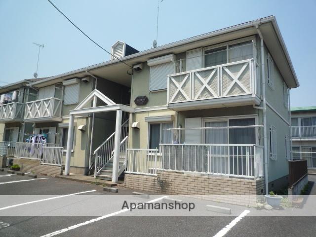 埼玉県上尾市、上尾駅徒歩20分の築25年 2階建の賃貸アパート