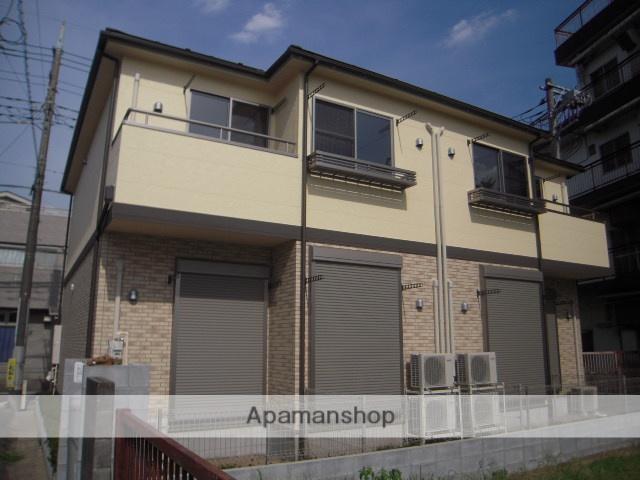 埼玉県桶川市、北上尾駅徒歩34分の築6年 2階建の賃貸アパート