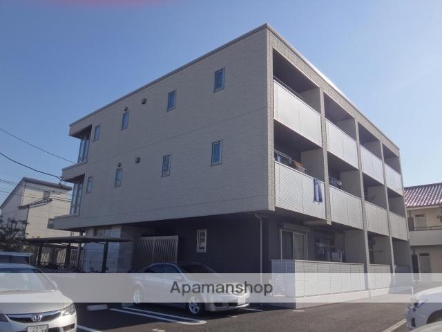 埼玉県さいたま市北区、宮原駅徒歩7分の築6年 3階建の賃貸マンション