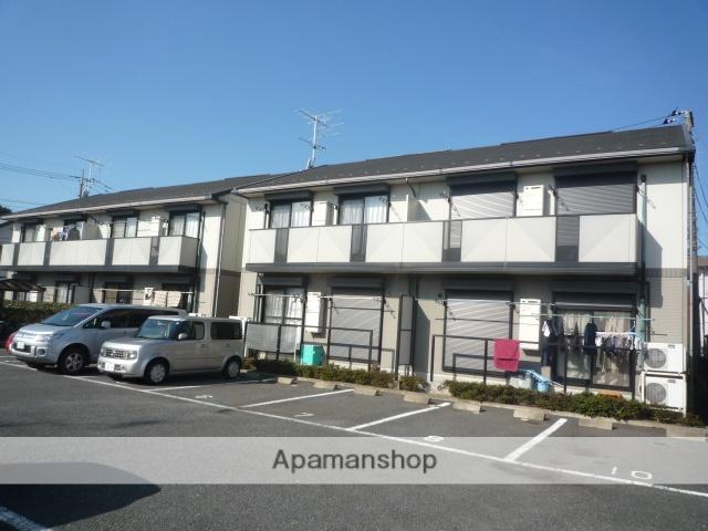 埼玉県さいたま市北区、宮原駅徒歩29分の築17年 2階建の賃貸アパート