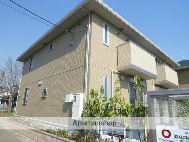 埼玉県上尾市、北上尾駅徒歩23分の築5年 2階建の賃貸アパート