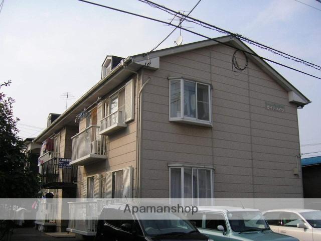 埼玉県鴻巣市、桶川駅徒歩58分の築24年 2階建の賃貸アパート