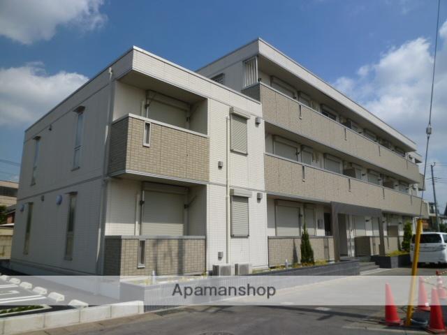 埼玉県上尾市、上尾駅徒歩24分の築5年 3階建の賃貸アパート