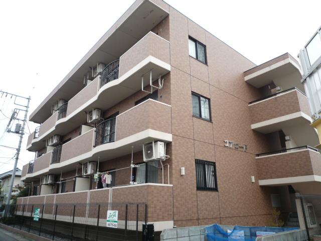 埼玉県桶川市、桶川駅徒歩13分の築12年 3階建の賃貸マンション
