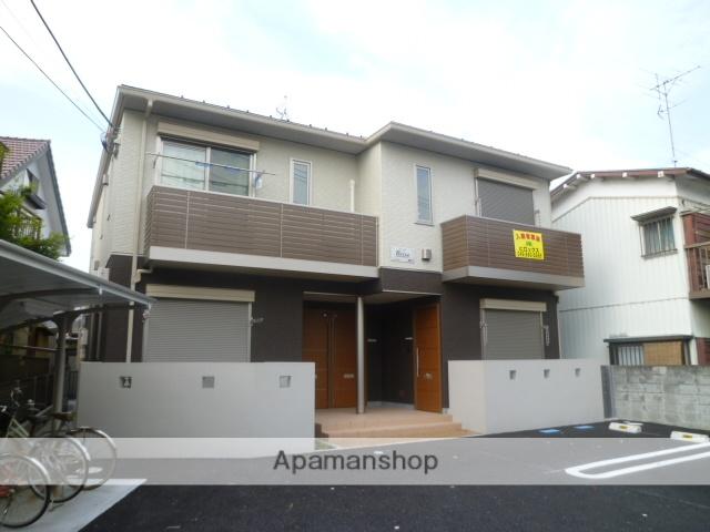 埼玉県上尾市、上尾駅徒歩21分の築5年 2階建の賃貸アパート