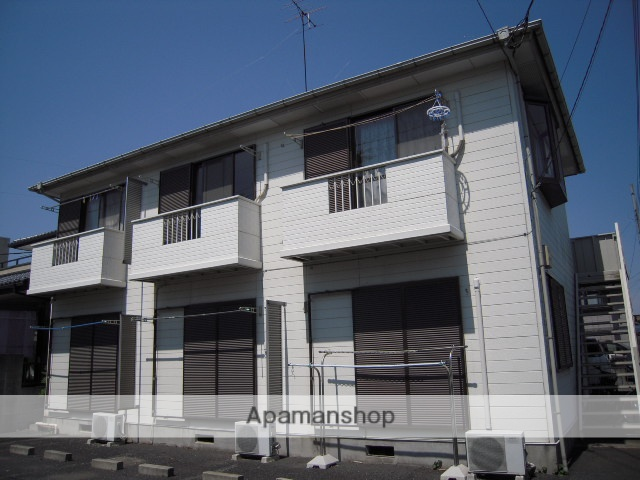 埼玉県桶川市、北上尾駅徒歩22分の築24年 2階建の賃貸アパート