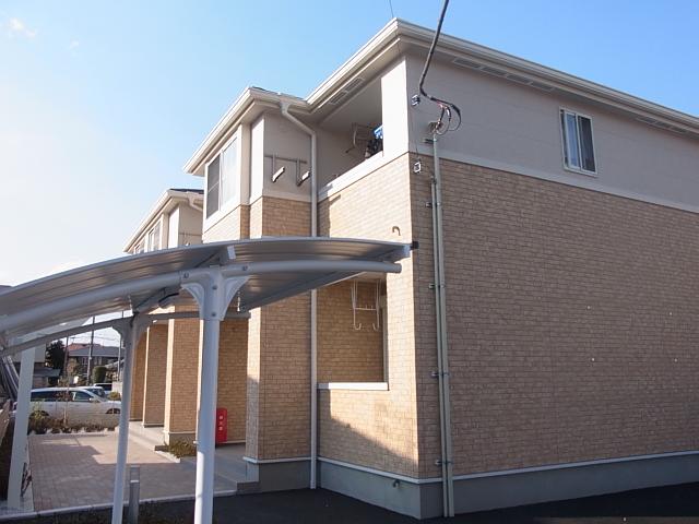 埼玉県上尾市、宮原駅徒歩97分の築4年 2階建の賃貸アパート