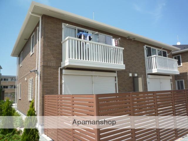 埼玉県上尾市、上尾駅徒歩18分の築7年 2階建の賃貸アパート