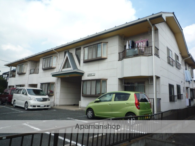 埼玉県上尾市、上尾駅徒歩14分の築26年 2階建の賃貸アパート