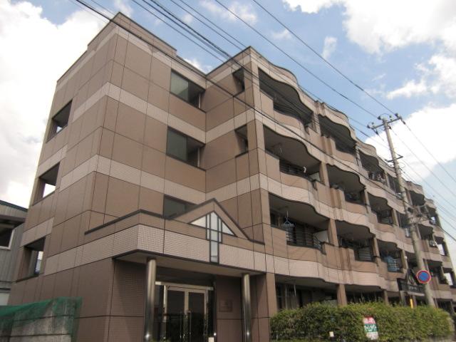 埼玉県さいたま市北区、宮原駅バス7分吉野町車庫下車後徒歩3分の築15年 4階建の賃貸マンション