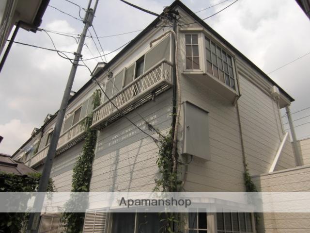 埼玉県上尾市、上尾駅徒歩10分の築34年 2階建の賃貸アパート