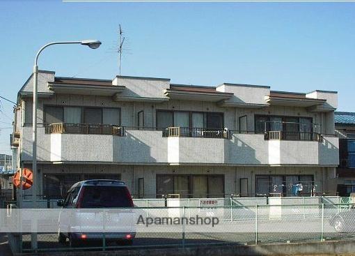 埼玉県上尾市、上尾駅徒歩20分の築32年 2階建の賃貸アパート